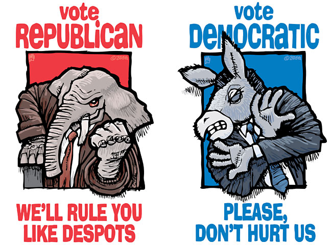 Image result for republican vote cartoons
